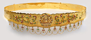 Distinctive Gold Vadiyanam