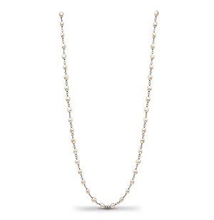 Uneven Pearls Necklace