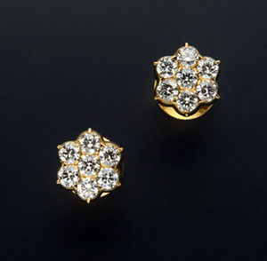 Exciting Diamond Tops