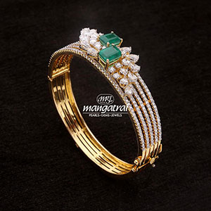 Marvelous Daimond Bangle