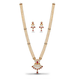Favorite Rani Haar Pearls Necklace Set