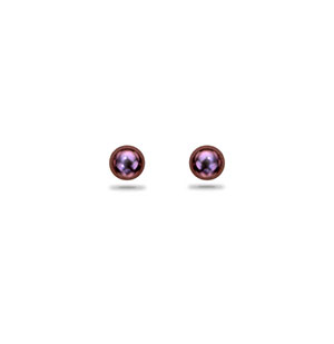 Blackish Purple Pearl Tops